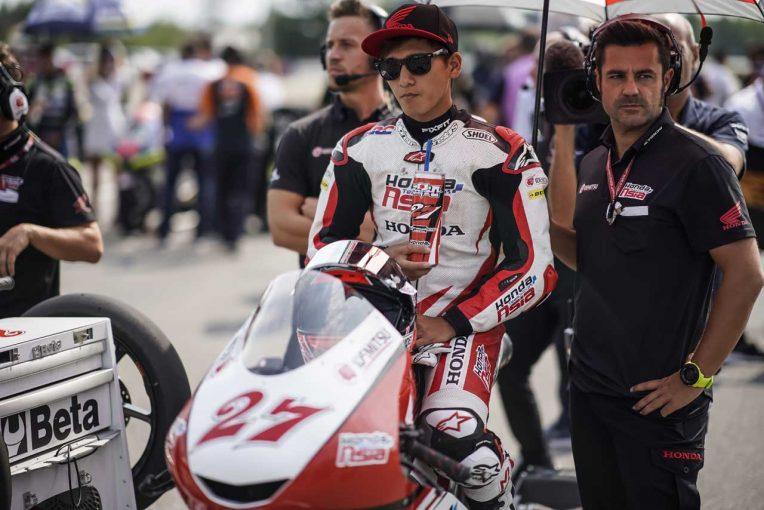 MotoGP   ホンダ・チーム・アジア 2018MotoGP第10戦チェコGP 決勝レポート