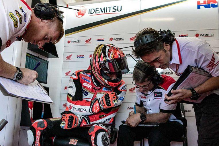 MotoGP | 中上、MotoGPチェコGPは「厳しいウイークになった」。17位フィニッシュでポイント獲得逃す
