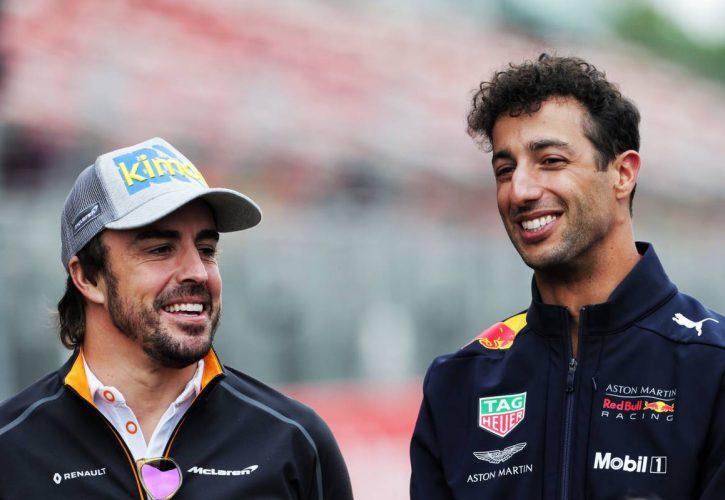 F1 | マクラーレンF1首脳「リカルドとの契約まであと一歩だった」