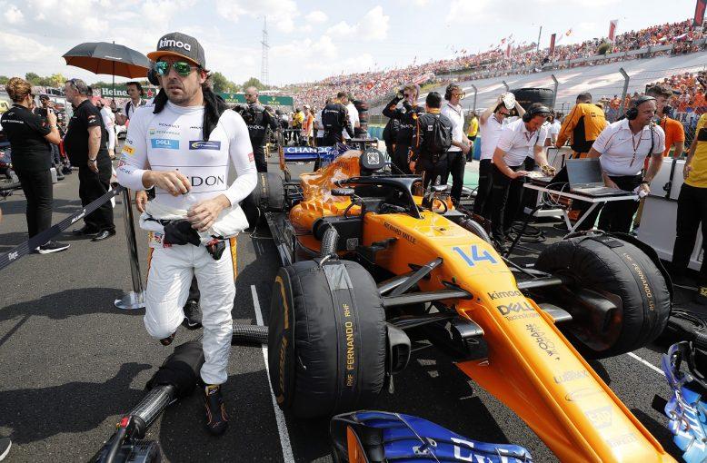 F1 | 【アロンソ密着F1コラム】もう一花咲かせたい元王者。リカルドレベルの電撃移籍はあるのか