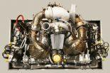 メカクローム製3.4リッターV6シングルターボエンジン『V634P1』