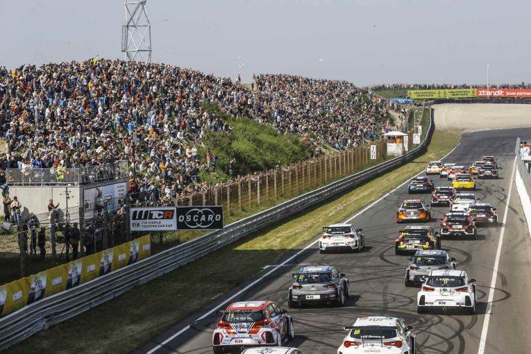 海外レース他   TCRオーストラリア、2019年発足正式承認。人気の豪州スーパーカーとも併催へ