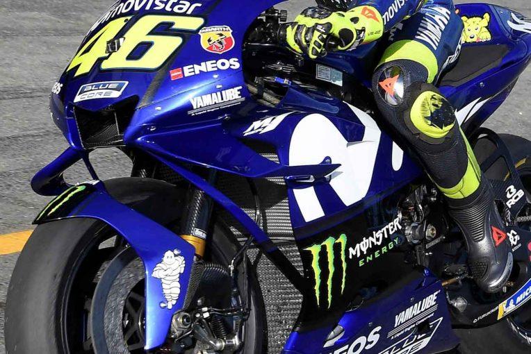 MotoGP | MotoGP:ブルノテストでヤマハが新型エアロを投入。ベストラップはホンダのマルケス