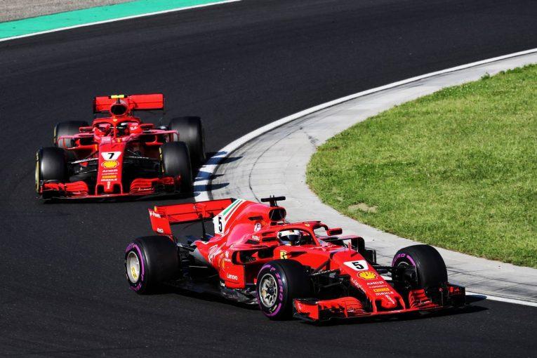 F1 | フェラーリPUパワーアップの理由は、充放電を同時に行う独自システムの恩恵か
