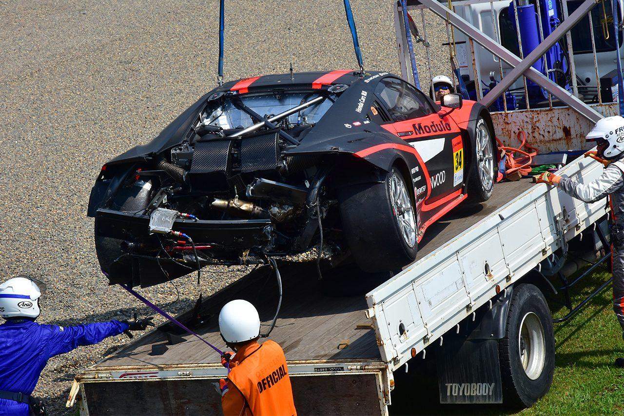 Modulo Drago CORSE、新車のNSX GT3購入を決断。鈴鹿10時間&SGT終盤戦に参戦へ