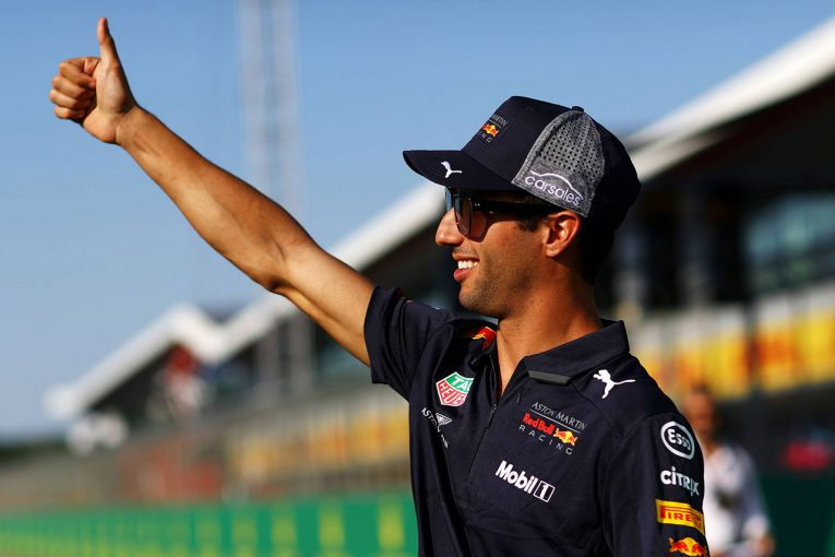 F1 | 20代最後の夏に、リカルドが決断。ルノー移籍へと傾かせた大きな要因【今宮純のニュース考察】