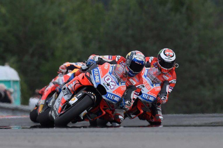 MotoGP | MotoGP:ドヴィツィオーゾ、ブルノで機能した新型フェアリングに「期待する」