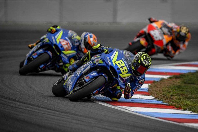 MotoGP   MotoGP:イアンノーネ、初優勝を挙げたオーストリアで「良い結果を残せるかもしれない」