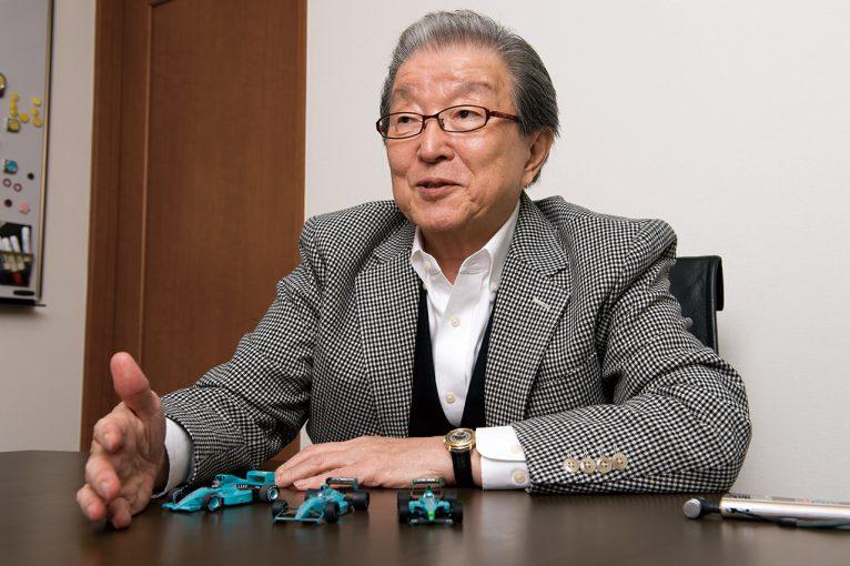 F1 | レイトンハウス設立者の赤城明さんが亡くなる。バブル期のモータースポーツ界を席巻