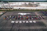 マスタングの累計生産台数は1000万台に到達した