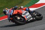 MotoGP | MotoGPオーストリアGP初日:午後の激しい雨でタイム更新できず。総合トップはドヴィツィオーゾ
