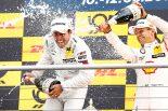 海外レース他 | DTM第11戦:ジュンカデラが4年ぶりのブランズ・ハッチ戦をキャリア初勝利で飾る