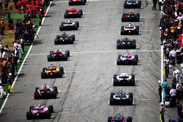 F1 | 「将来的にはF1もパワーユニット電気化の可能性がある」とロス・ブラウン