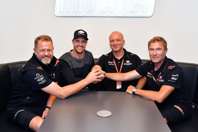 MotoGP | MotoGP:マークVDSから最高峰クラスにデビューしたルティ。2019年はMoto2クラスに復帰