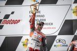 MotoGP | ロレンソ、マルケスが「あんなに速いとは思ってなかった」/オーストリアGP決勝トップ3コメント