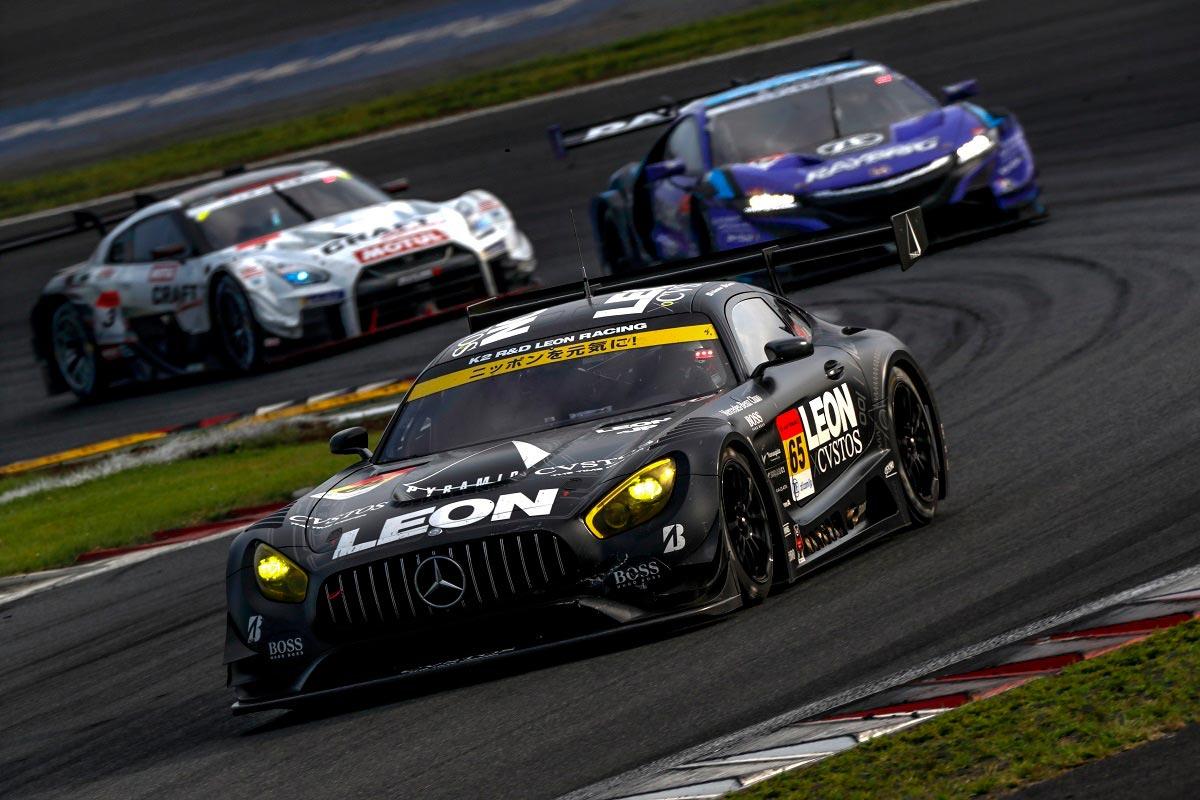K2 R&D LEON RACING 2018スーパーGT第5戦富士 レースレポート