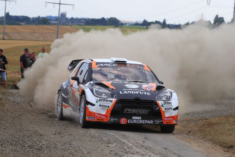 ラリー/WRC | WRC:2017年ERCジュニア王者、シトロエンDS3 WRCで地元ドイツ戦でWRCデビューへ