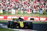 F1   サインツJr.、多くのポイントを撮り逃した過去数戦は「ルノーF1との進化が反映されていない」と分析