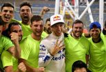 バーレーンGPで4位入賞したピエール・ガスリー