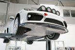 ポルシェがスタディーモデルとして開発したラリー仕様のケイマンGT4クラブスポーツ