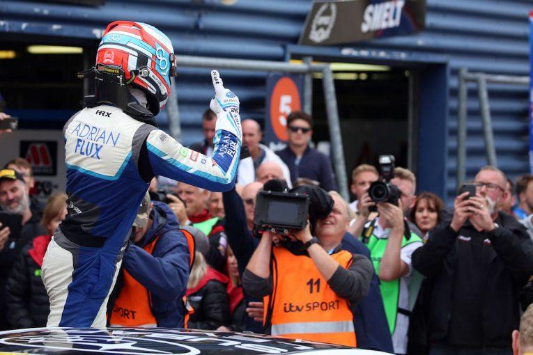 海外レース他 | BTCC第7戦:スバル・レヴォーグGT今季4勝目、サテライト・ホンダも初勝利