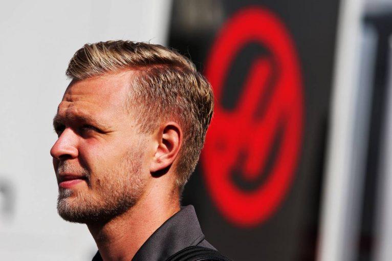 F1   ハースでF1キャリアを満喫するマグヌッセン「最初の数年は不安定で恐ろしかった」