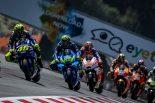 MotoGP | ロッシ、MotoGPオーストリアGPで今季ワースト14番手から6位入賞と健闘。「レース序盤は激しいバトルだった」