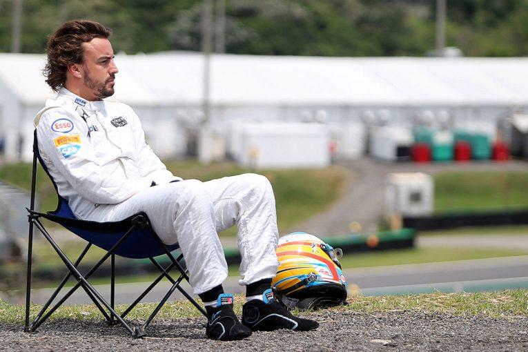 F1   F1特集ギャラリー:フェルナンド・アロンソ、17年間の軌跡