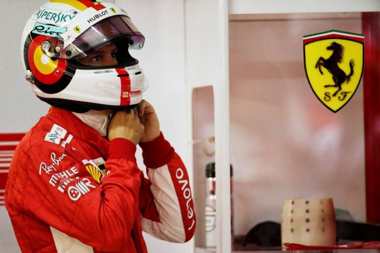 F1 | フェラーリF1のベッテル、シーズン後半のマシン進化に自信。「もっと速く、もっと強くなれる」