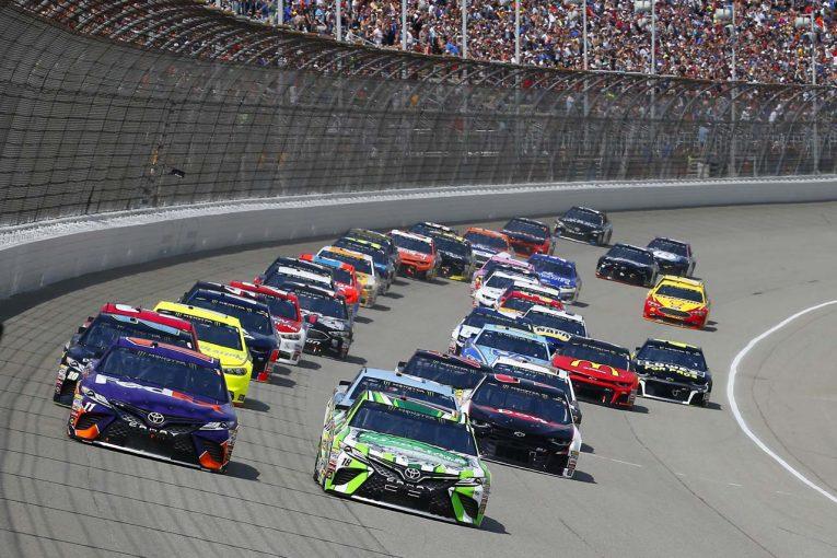 海外レース他 | NASCAR:TOYOTA GAZOO Racing 2018年第23戦ミシガン レースレポート