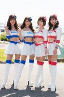 レースクイーン | 日本レースクイーン大賞2018コスチューム部門/2018 KOBELCO GIRLS&2018 SARDイメージガール