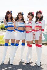 日本レースクイーン大賞2018コスチューム部門/2018 KOBELCO GIRLS&2018 SARDイメージガール