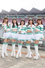 日本レースクイーン大賞2018コスチューム部門/2018 D'stationフレッシュエンジェルズ