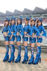 日本レースクイーン大賞2018コスチューム部門/Pacific Fairies
