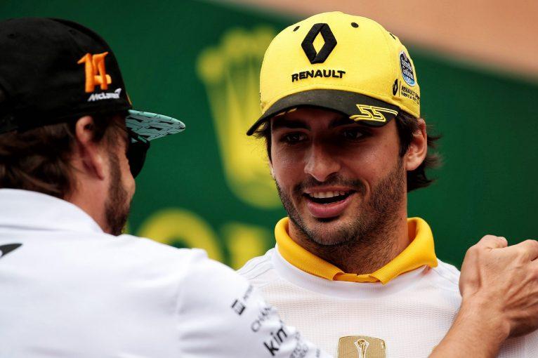 F1 | マクラーレンF1とサインツが契約との報道。ガスリーのレッドブル昇格の可能性高まる