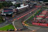 F1   2018年F1第13戦ベルギーGP、TV放送&タイムスケジュール