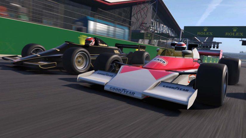 F1   9月20日発売のF1公式ゲーム『F1 2018』、収録されるクラシックカー全20台が公開