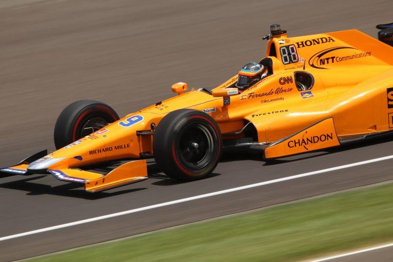 F1 | マクラーレン、2019年のインディ参戦計画を断念も、アロンソのインディ500参戦には前向き