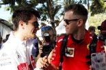 F1   「ルクレールをベッテルと組ませたら、フェラーリはだめになる」とビルヌーブ