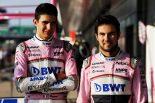 F1 | フォース・インディアF1「シーズン中のドライバー交代は今のところ考えていない」。ストロールのシート合わせは2019年向けと主張