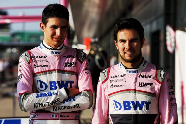 F1 | ペレス、フォース・インディア残留を示唆。オコンはマクラーレンと交渉か