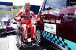 国内レース他 | 車椅子レーサーの元WGPライダー、青木拓磨がハンドドライブでN-ONEオーナーズカップに参戦