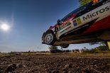 ラリー/WRC | WRC:トヨタ、ドイツ戦3日目は3台全車がトップ5入り。「これ以上ない状況」とマキネン
