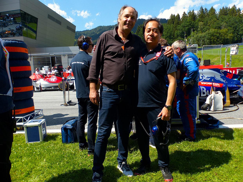 F1 Topic:2018年からのホンダ田辺豊治TD体制にベルガーも太鼓判「あいつに任せておけば大丈夫だ」