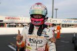 国内レース他 | 全日本F3選手権第12戦もてぎ:坪井パーフェクト。3連勝&35ポイントを荒稼ぎ