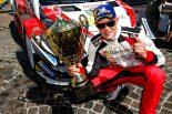 ラリー/WRC | WRCドイチェランド:首位快走タナクが2連勝。トヨタ、WRC復帰後初のターマック制覇