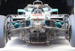 F1 | F1技術解説2018年シーズン前半総括(1):メルセデスW09のダウンフォースを稼ぎ出す複雑な空力デザイン