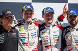 ラリー/WRC | WRC:2連勝飾ったトヨタのタナク、2番手オジエと13ポイント差。第9戦後ポイントランキング
