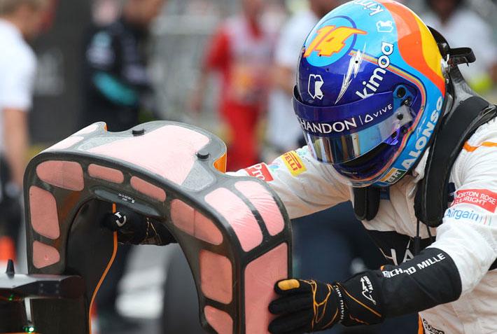 F1 | F1技術解説2018年シーズン前半総括(2):気温によって性能が変化する特殊保護材
