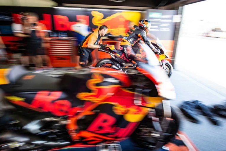 MotoGP   MotoGPイギリスGP:KTMからロリス・バズが代役で出場。エスパルガロの復帰はサンマリノGPか?